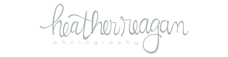 Heather Reagan Photography logo